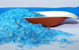Ванны с морской солью и комплексом эфирных масел