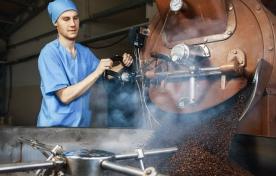 Чайно-кофейная фабрика